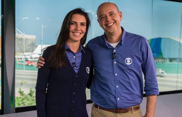Glenda Kozlowski e Alex Escobar