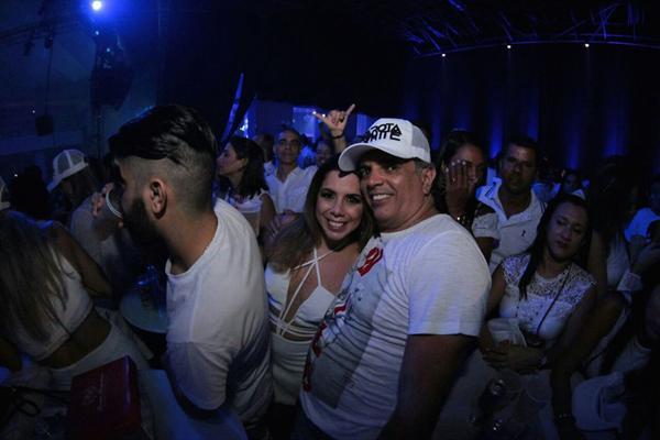 Carlito Asfora com a filha