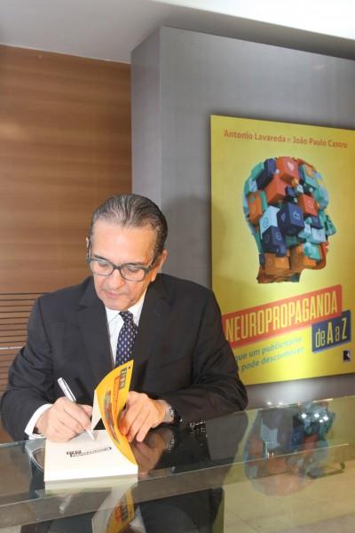 Antônio Lavareda - Credito: Nando Chiappetta/DP