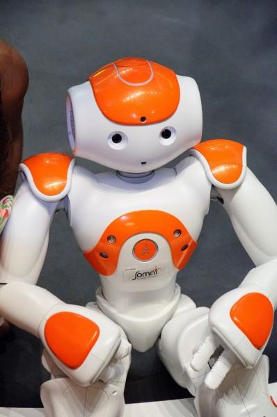 Robô NAO - Crédito: Divulgação