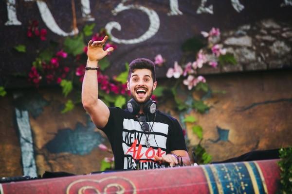 DJ Alok - Crédito: Divulgação/Tomorrowland