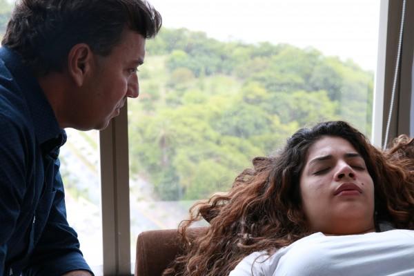 Jair Soares e Juliana Freire - Crédito: Anderson Freire/Esp.DP