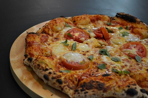 Pizza da Forneria 1121 - Crédito: Camila Cavalcantti/Divulgação
