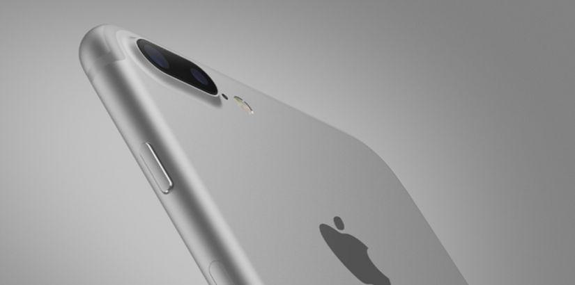 Anúncio da Apple mostra câmera dupla traseira do iPhone 7 Plus