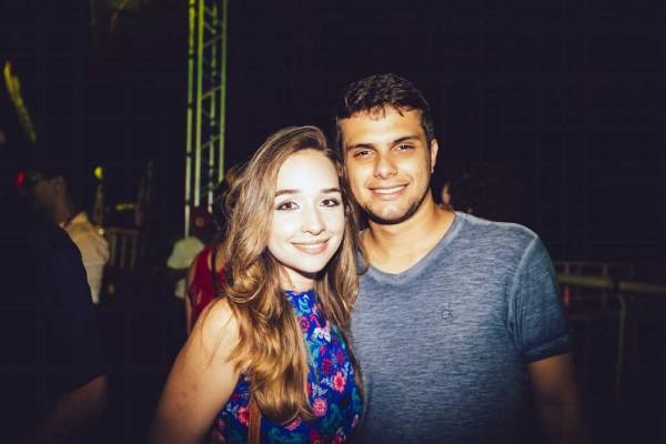 Allan Guerra e Gabriela Duque - Crédito: Lana Pinho/Divulgação
