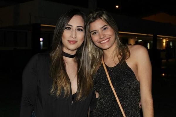 Ana Carolina Fernandes e Thais Almeida -  Crédito: Bia Chaves/Divulgação