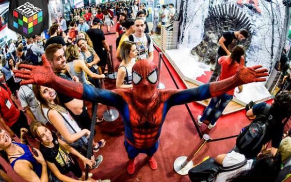 Comic Con Experience - Crédito: Reprodução/Facebook
