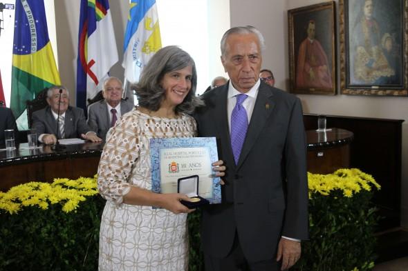 Renata Campos e Armenio Dias. Credito: Julio Jacobina/DP