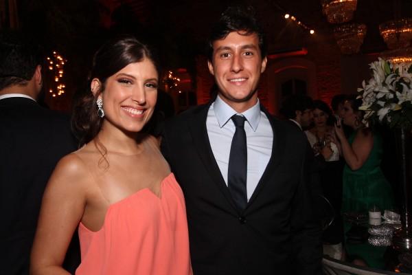 Maria Porto e Felipe Almeida - Crédito: Roberto Ramos/DP