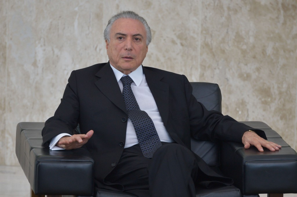 Michel Temer - Crédito: José Cruz/Agência Brasil