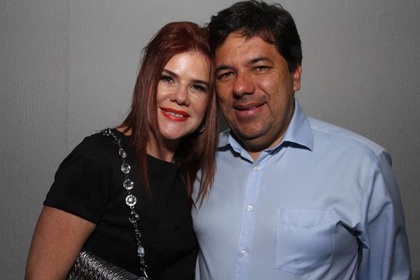 Taciana e Mendonça Filho - Crédito: Roberto Ramos/DP