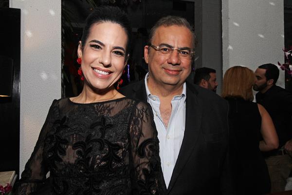 Ana Paula Cascão e Waldir Bitu - Crédito: Roberto Ramos/DP