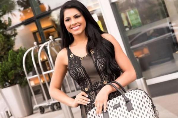 Miss Amazonas – Brena Dianná - Crédito: Lucas Ismael/Divulgação/Reprodução