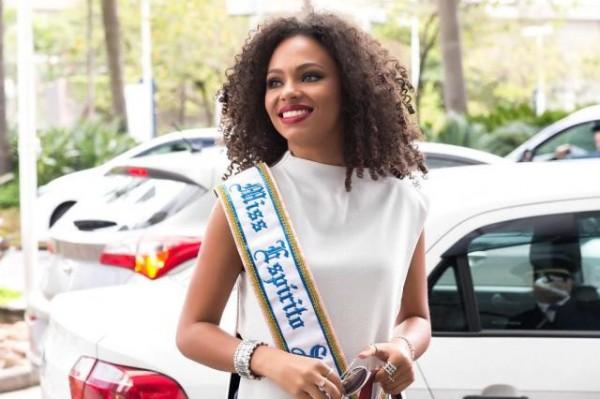 Miss Espírito Santo – Beatriz Leite - Crédito: Lucas Ismael/Divulgação/Reprodução