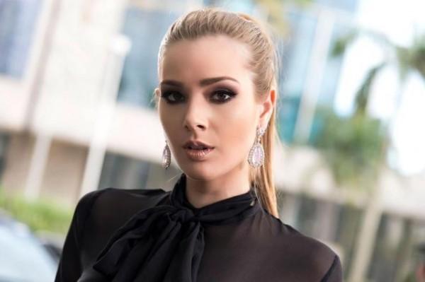 Miss Goiás – Mônica França - Crédito: Lucas Ismael/Divulgação/Reprodução