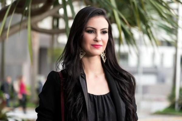 Miss Mato Grosso do Sul – Yara Deckner Volpe - Crédito: Lucas Ismael/Divulgação/Reprodução