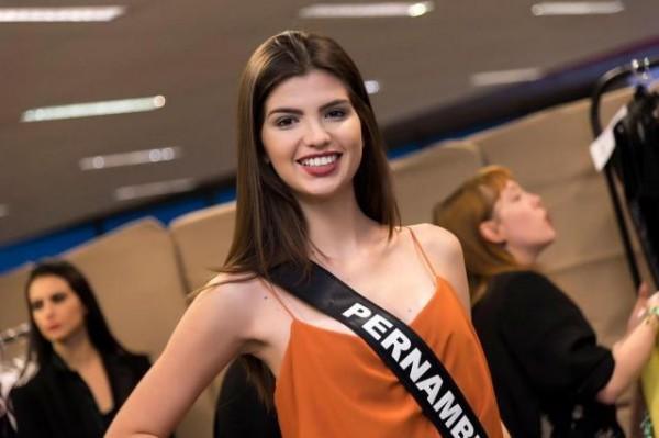 Miss Pernambuco – Tallita Martins - Crédito: Lucas Ismael/Divulgação/Reprodução