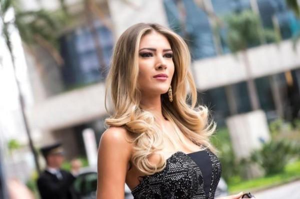 Miss Sergipe – Carol Valença - Crédito: Lucas Ismael/Divulgação/Reprodução