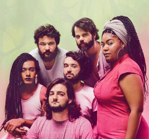 Liniker e os Caramelows - Crédito: Gabriel Quintão/Divulgação