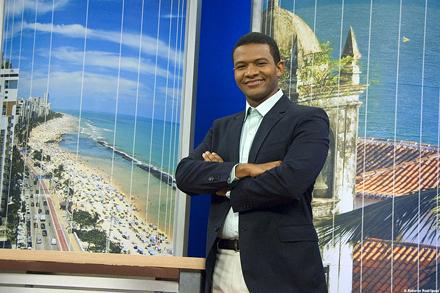 Márcio Bonfim - Crédito: Divulgação/TV Globo