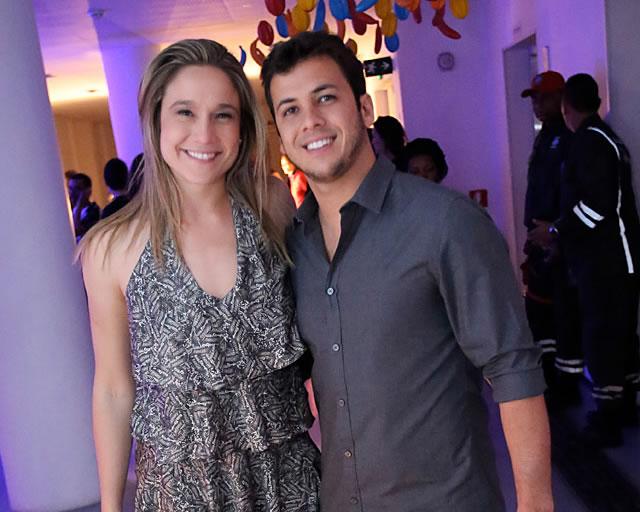 Fernanda Gentil está separada do marido desde abril