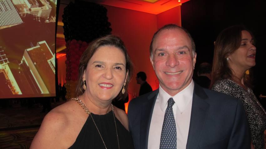 Consul Richar Reiter e Valeria