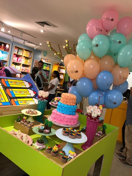 Mesa de doces por Mariana Parini. Crédito: Ricardo Fernandes / DP