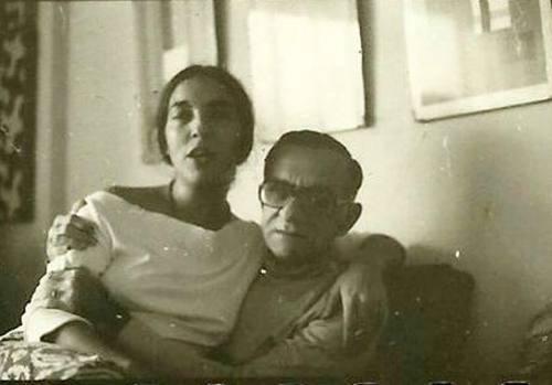 Inez  e João Cabral/Divulgação