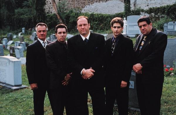 The Sopranos - Crédito: Reprodução/Twitter