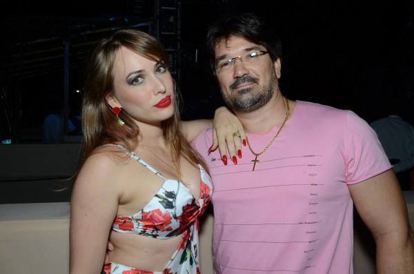 Diana Janguiê e Jonaldo Janguiê - Crédito: Gil Alves/Divulgação