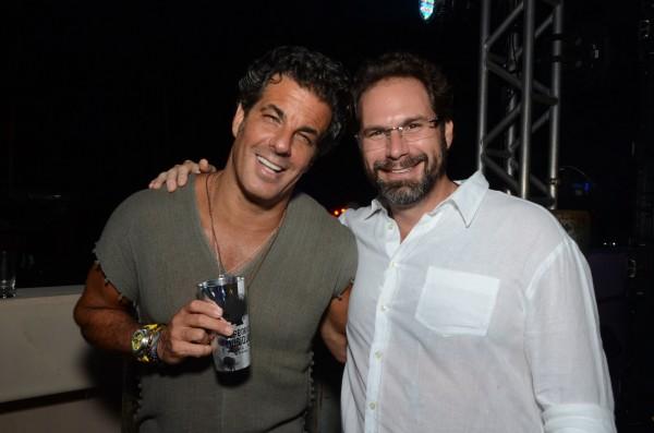 Álvaro e Luis Antônio Valadares - Crédito: Gil Alves/Divulgação
