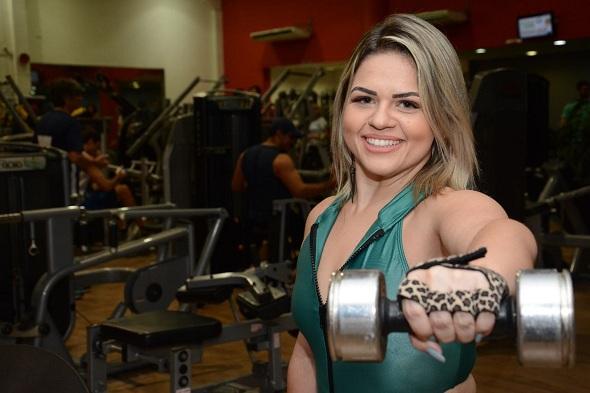 Dani Guedes será a mediadora do bate-papo sobre vida Crédito: Arquivo pessoal