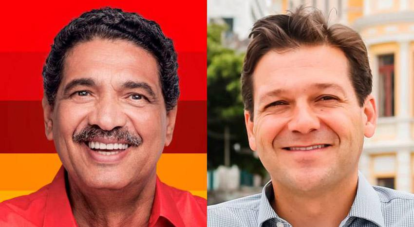 Joao Paulo e Geraldo Julio/Divulgação