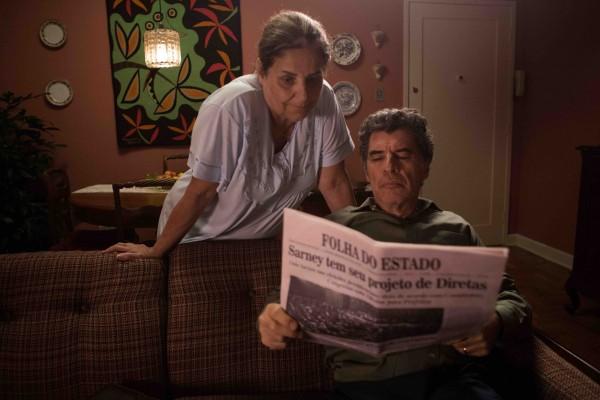 """Cena do filme """"Uma noite não é nada"""" - Crédito: Aline Arruda/Divulgação"""