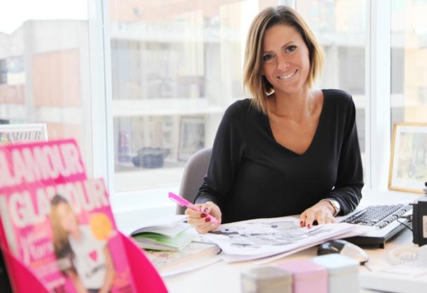 Mônica Salgado comanda bate-papo com Kadu Dantas - Crédito: Vinicius Cardoso/Revista Glamour