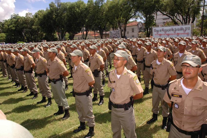 Policiais militares/Divulgação