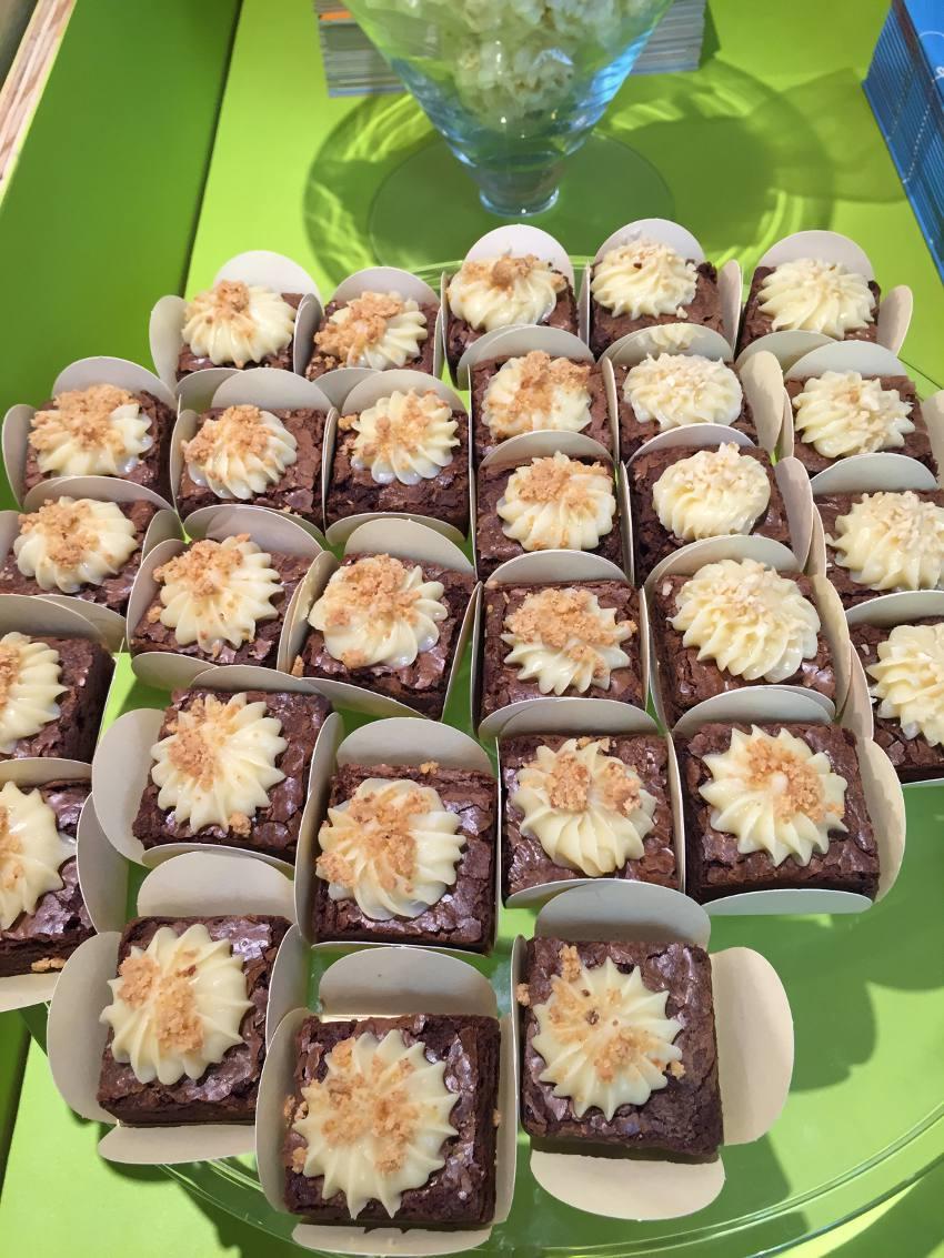 Os brownies de Lulu Wanderley