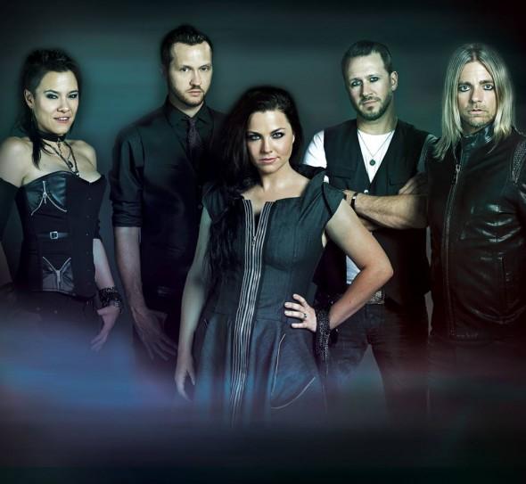 Evanescence. Crédito: Reprodução/ Facebook