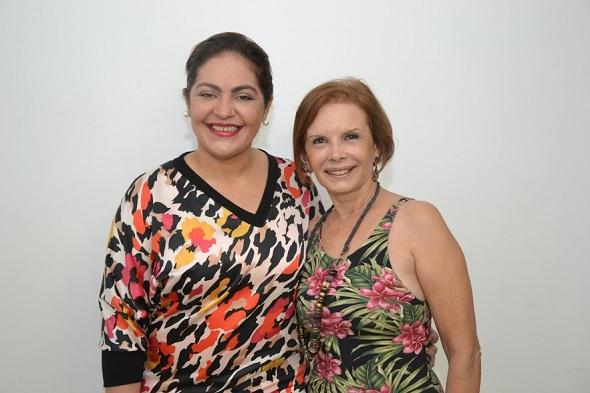 Leila Gonzaga e Liliane Peritore são os nomes à frente da clínica. Crédito: CI / Divulgjação
