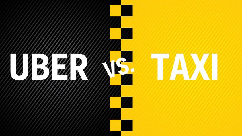 Taxi X Uber