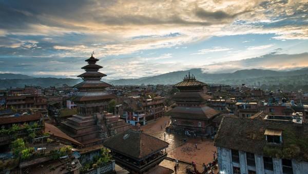 Nepal foi escolhido como o destino mais econômico - Crédito: Reprodução/Twitter