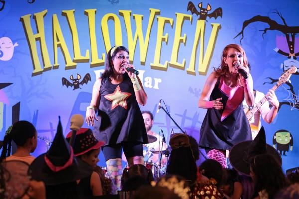 Mini Rock no Halloween - Crédito: Paloma Amorim/Divulgação