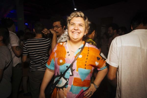 Dora Amorim, produtora do Janela Internacional de Cinema - Crédito: Lana Pinho/Divulgação