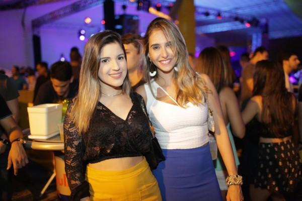 Barbara Peixoto e Mirele Arruda - Crédito: Celo Silva/Divulgação