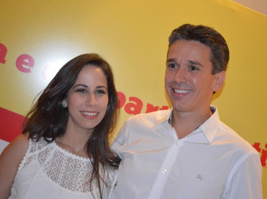 Fabiana e Felipe Carreras/Divulgação