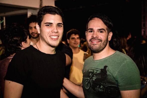 Lucas Barroso e Fernando Duarte. Crédito: Maquina3