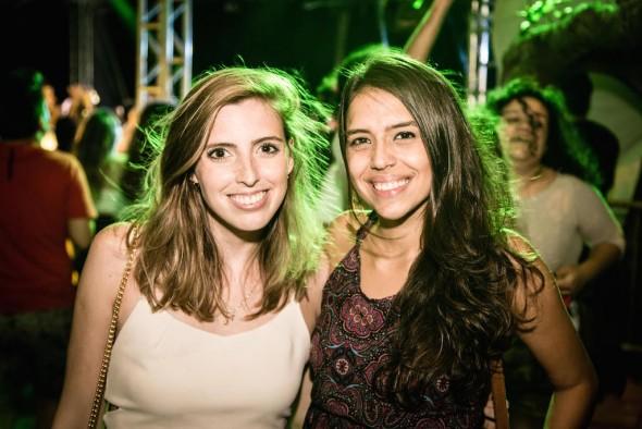 Sofia d'Barssoles e Carolina Ellrich. Crédito: Maquina3