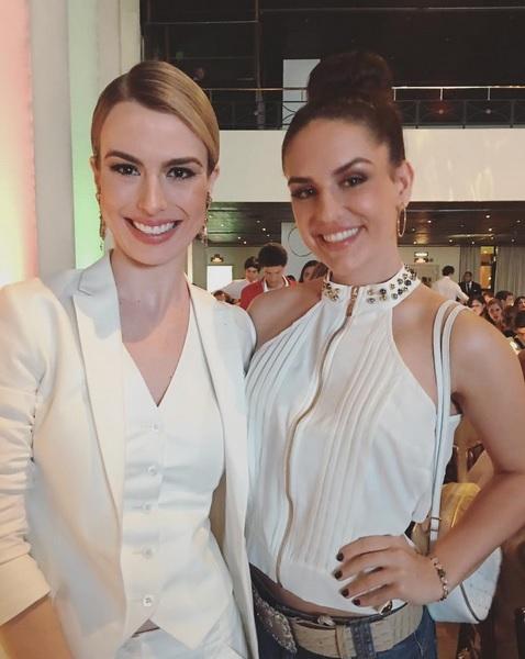 Fernanda Keula e Kéfera - Crédito: Reprodução/Instagram