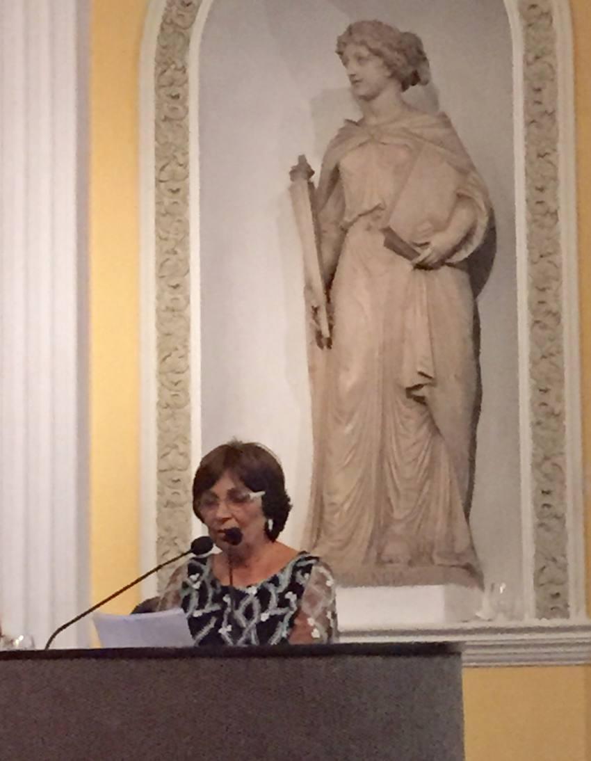 O discurso de Antonieta