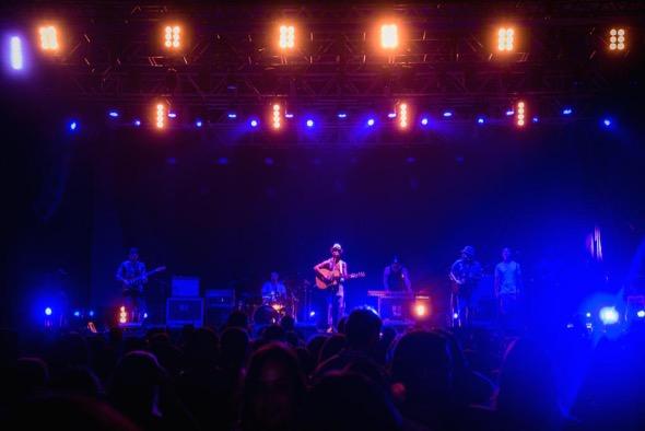 Banda Amaré. Crédito: Máquina 3 / Divulgação
